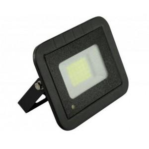 LED reflektor 30W s mikrovlným senzorem 2400lm SLIM NEUTRÁLNÍ